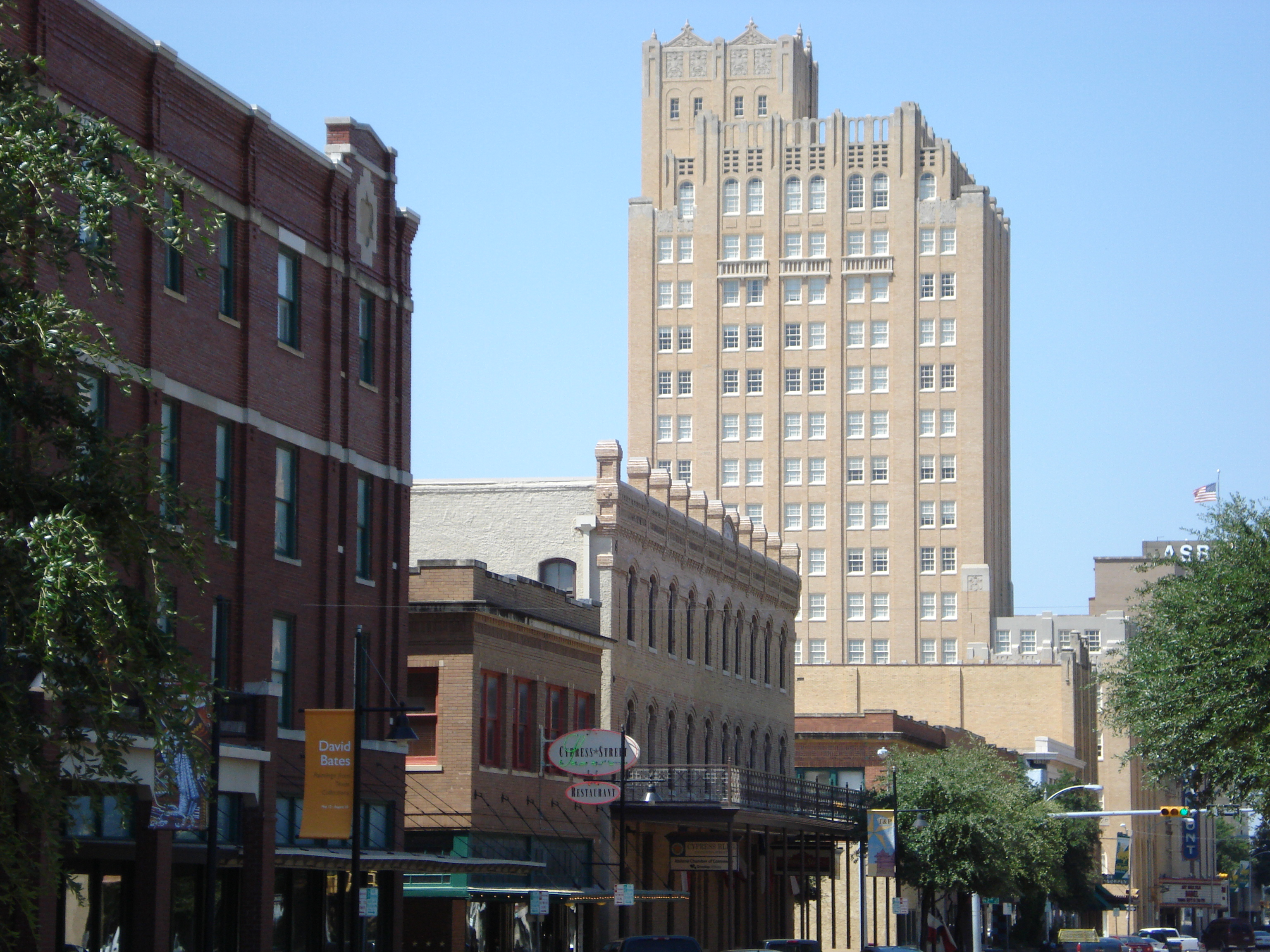 Abilene, TX - Commercial Real Estate - LMB Property Management